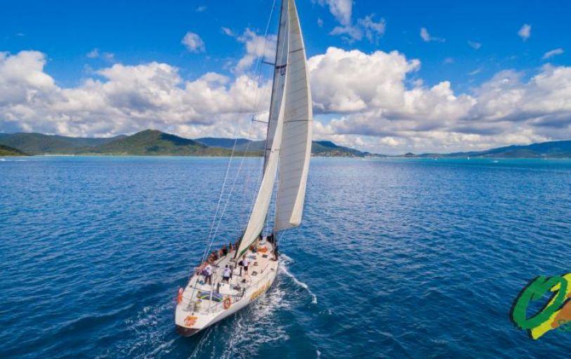 2 Day/2 Night Whitsundays Sailing Tour - Spank Me