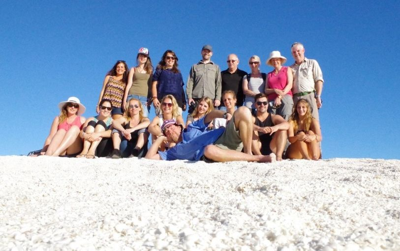 8 Day Perth to Exmouth Tour + Return - Red Earth Safaris